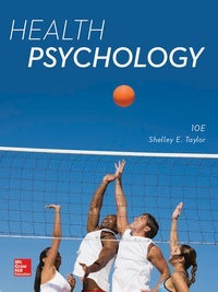 Health Psychology 10th Edition by Shelley Taylor