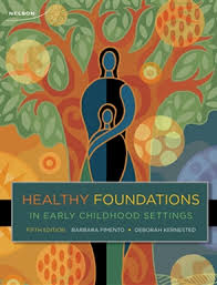Healthy Foundations in Early Childhood Settings, 5th edition