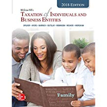 McGraw-Hill's Taxation of Individuals and Business Entities 2018 Edition