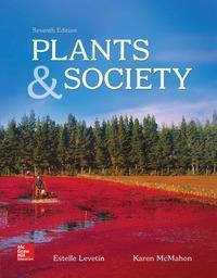 Plants and Society 7th Edition by Levetin, Estelle
