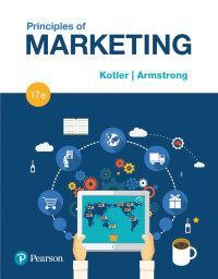 Principles of Marketing 17th Edition by Philip T. Kotler