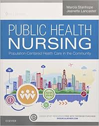 Public Health Nursing Population-Centered Health Care 9th Edition