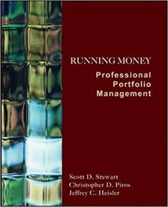 Running Money Professional Portfolio Management 1st Edition