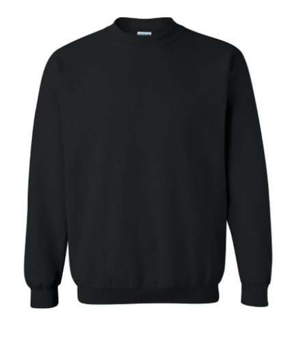 Neck Sweatshirt (Black)