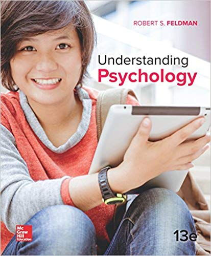 Understanding Psychology 13th Edition by Robert Feldman