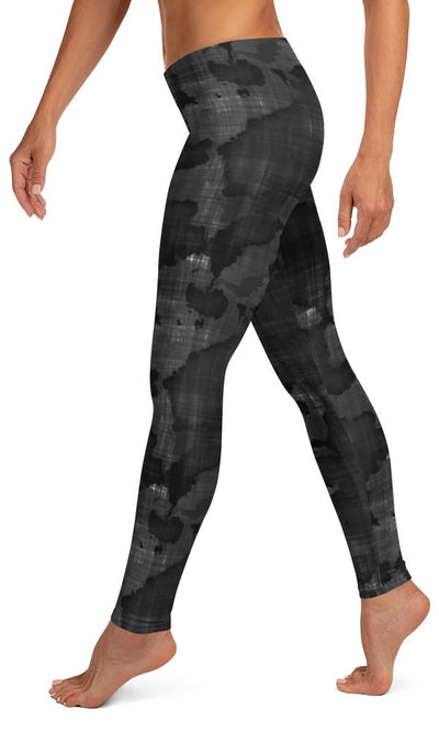 Dark World Leggings - Legs Of Anarchy