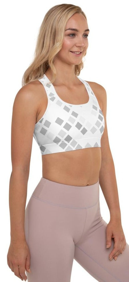 Grace Padded Sports Bra - Legs Of Anarchy