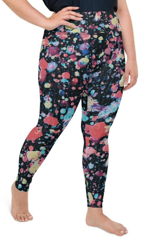 Alexis Plus Size Leggings