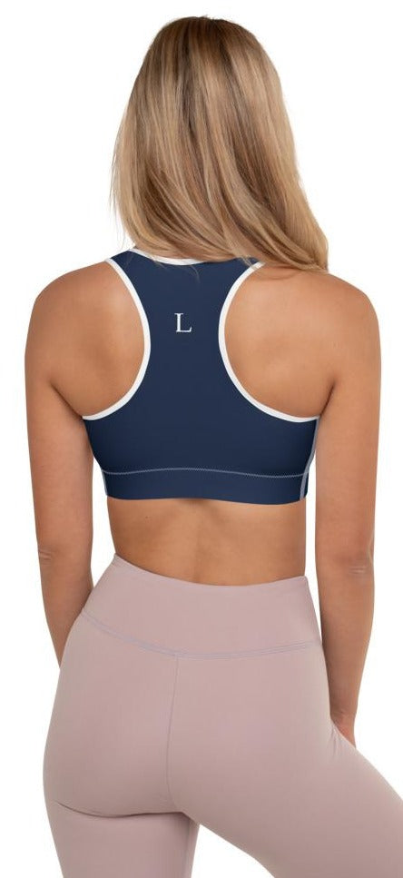 Karina Padded Sports Bra - Legs Of Anarchy