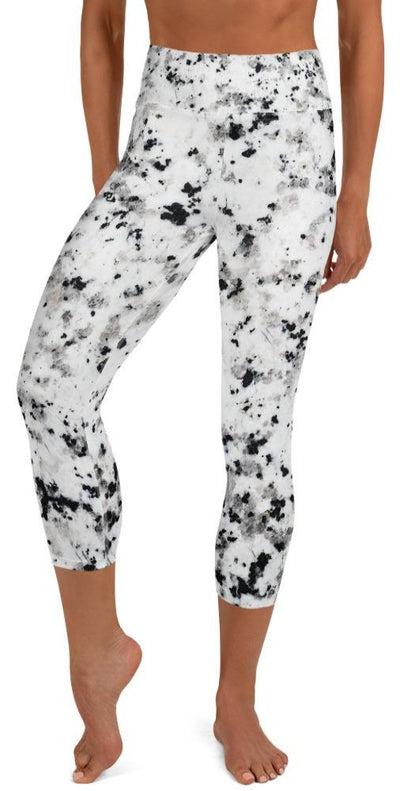 Harper Yoga Capri Leggings - Legs Of Anarchy