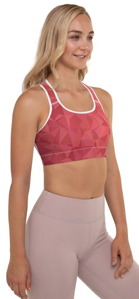 Victoria Padded Sports Bra - Legs Of Anarchy