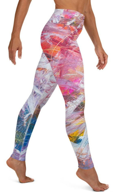 Sierra Yoga Leggings - Legs Of Anarchy