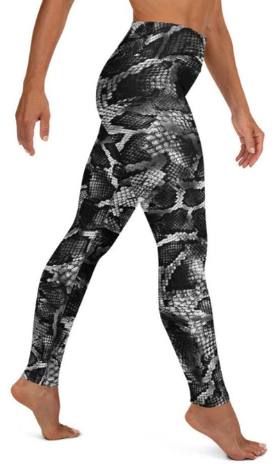 Venom Yoga Leggings - Legs Of Anarchy