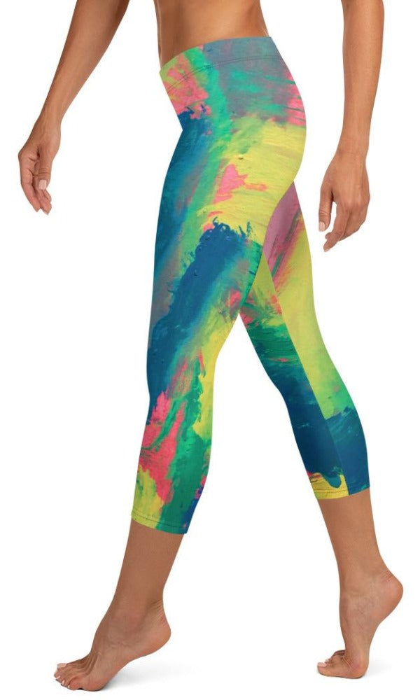 Sarah Capri Leggings