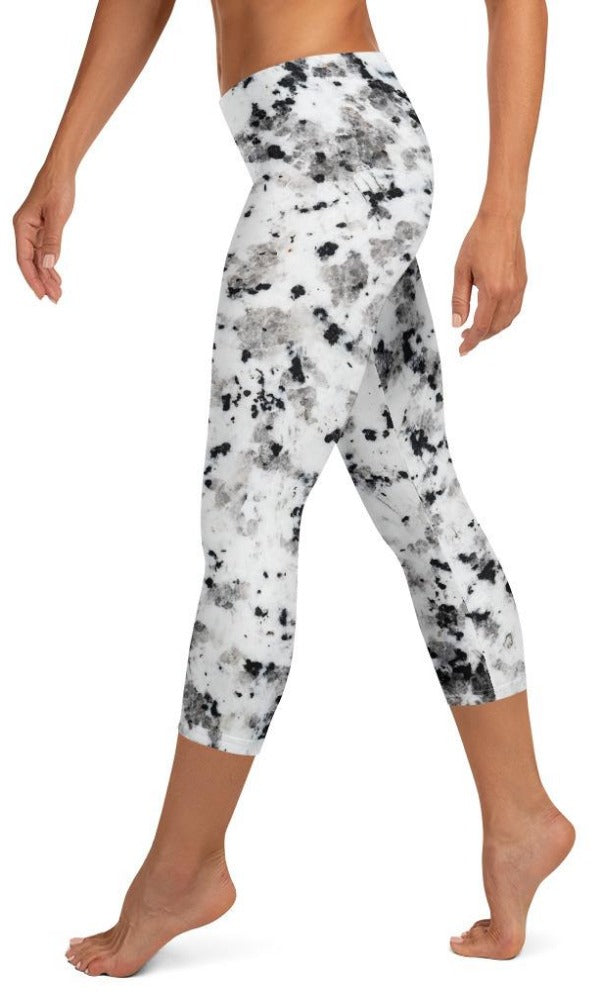 Harper Capri Leggings - Legs Of Anarchy