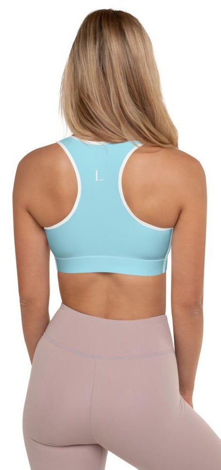 Gia Padded Sports Bra - Legs Of Anarchy
