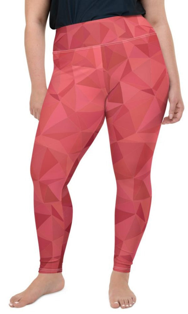 Victoria Plus Size Leggings