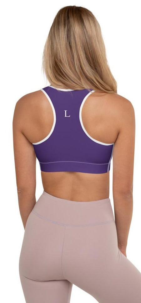 Juliette Padded Sports Bra - Legs Of Anarchy