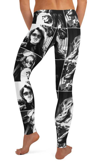 Picture Perfect Leggings - Legs Of Anarchy