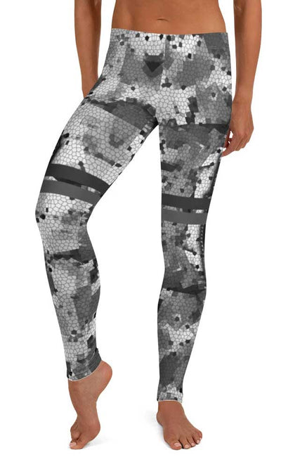 Locked & Loaded Leggings - Legs Of Anarchy