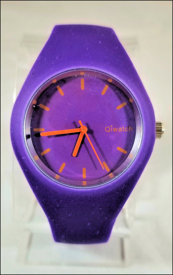 silicone jelly watches for men and women