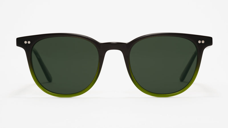 Frankie | Hunter Green Polarized