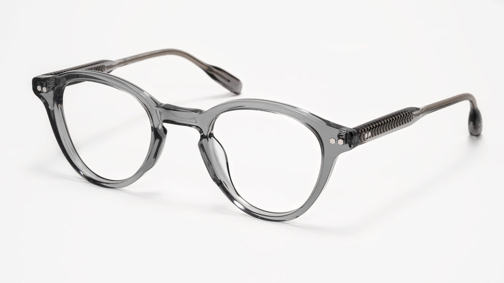 Johann Wolff Zhan eyeglasses in smoke 2