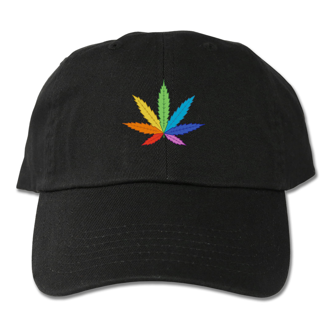 Macdizzle Dad Hat (Black)