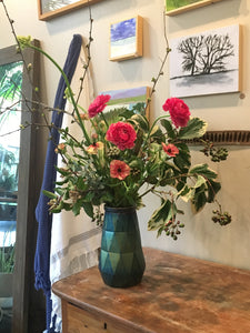 Wild Flower Vase Arrangement