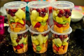 Fresh Fruit Cup (4 Pack )