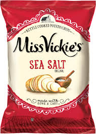 Miss Vickie Potato Chips (Single Serve)