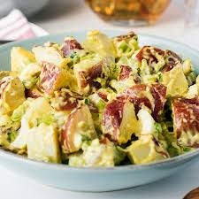 Red Bliss Potato Salad with Sour Cream & Dill