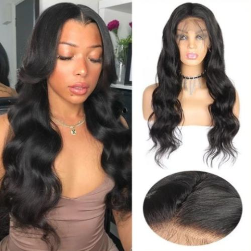 W237| Body Wave Lace Front Wigs Virgin Human Hair Wigs