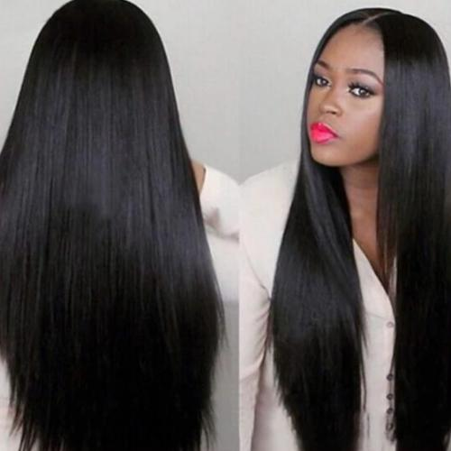 S147| Hot Sale! Women Long Fashion Straight Natural Wigs