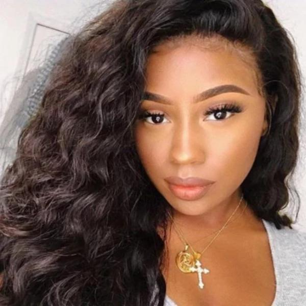 W113 | Human Hair| Long Body Wavy Full Lace Wig| 360 Lace