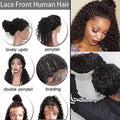 C111 | Human Hair| Awesome Curly Wigs for Black Women