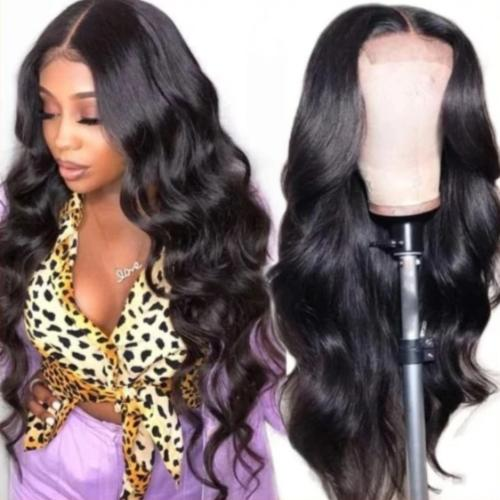 W309| Lace Front Human Hair Wigs for Women