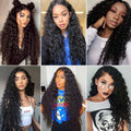 C209| Lace Front Wigs With Baby Hair Brazilian Virgin RemyWigs