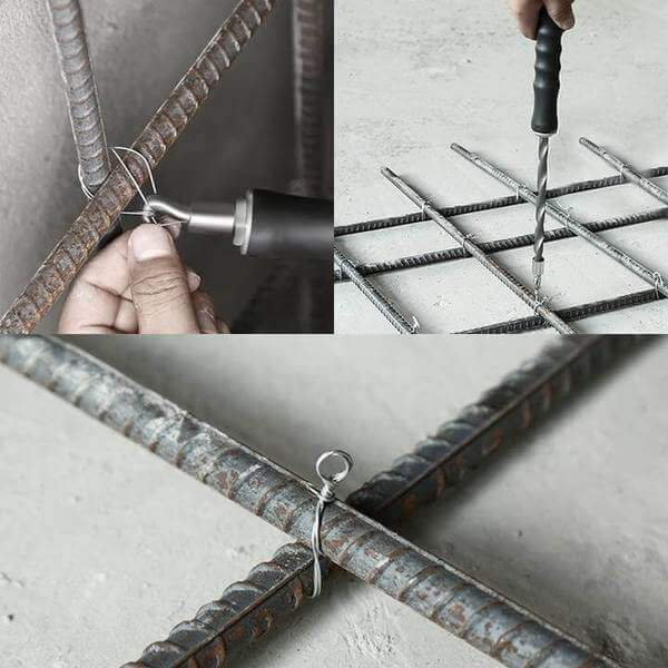 Hot Sale Rebar Wire Twisting Tool