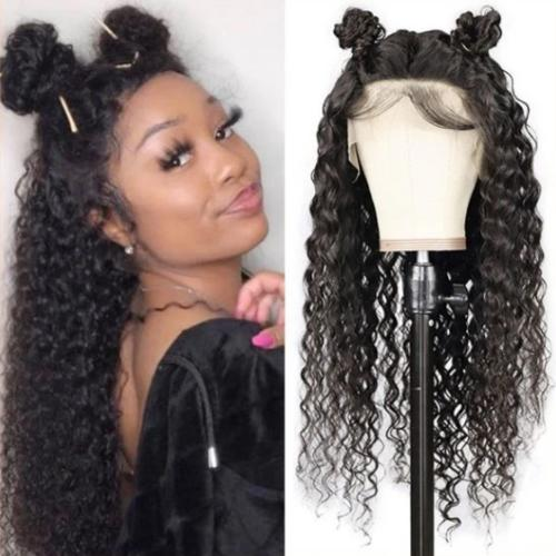 C219| Human Hair Lace Front Wigs 200% Density Human Hair Wig