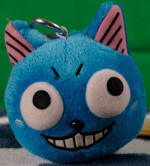 Fairy Tail Happy Clip Plush