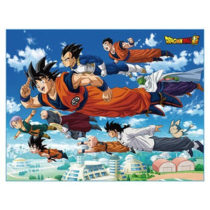 Dragon Ball Super Throw Blanket - Universal Survival Group