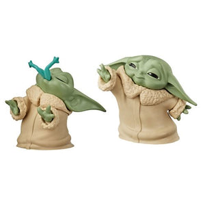 Star Wars Mini Action Figure - The Child - Frog & Foce, Soup & Blanket