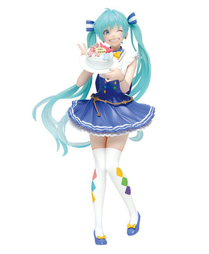 Hatsune Miku Figurine - Birthday 2019
