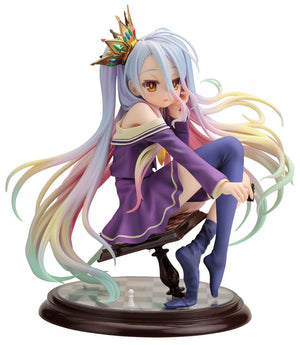 Description:Shiro is looking for her next opponent, perhaps you can challenge her...? yea right, lets be real here.Dimensions: 15.5cm tall roughlyBrand: No Game No Life, Shiro, KotobukiyaBoxed: yes Default Title 200.00 AUD