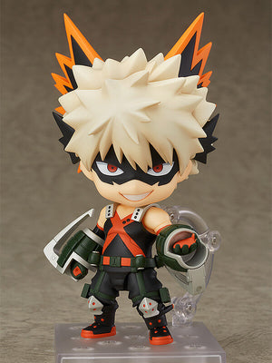 Description:Im always curious as to who would cause more damage, Bakugou or Megumin from Konosuba. Im sure if they ever had a child it would literally be an explosion!Dimensions: 10cm roughlyBrand: Bakugo, My Hero Academia, Nendoroid, Takaratomy Boxed: yes Default Title 80.00 AUD