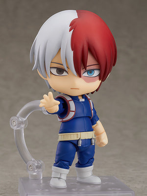 Description:Despite his family issues, Shoto is never afraid to take on the enemies. Fire or Ice, he is ready to adapt and be a top contender for the #1 Hero Dimensions: 10 cm roughlyBrand: My Hero Academia, Nendoroid, Takaratomy, Todoroki Shoto Boxed: yes Default Title 100.00 AUD
