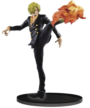 One Piece Figurine - Sanji - Battle Record Collection
