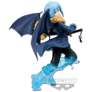 Description:Rimuru certainly had an interesting way of gaining his powers, Friendship. The most overpowered form of magic known to anime Size: About 19cmType: Banpresto, EXQ Default Title 40.00 AUD