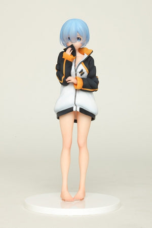 Re:Zero Figurine – REM in Subaru's Jacket